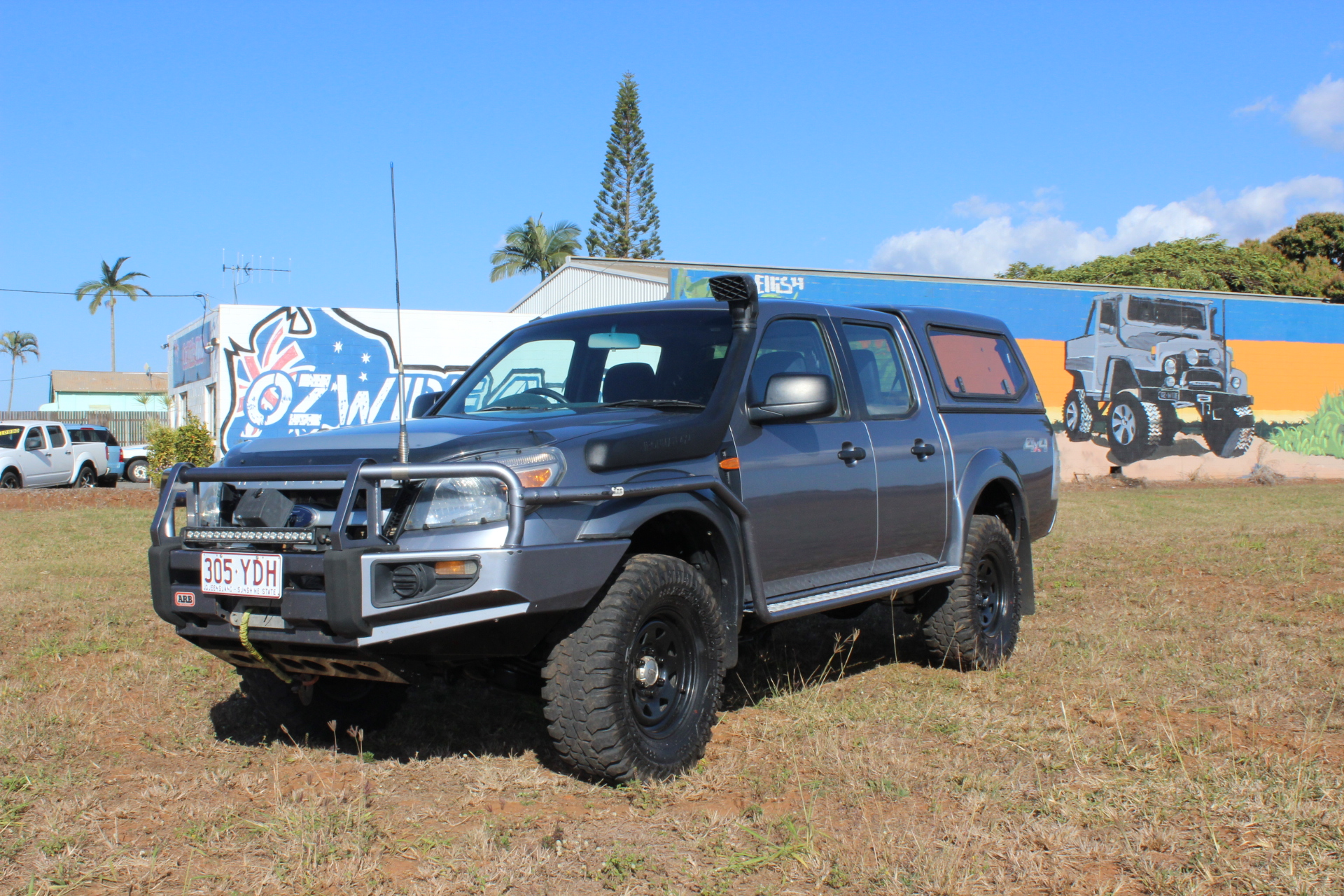 Ozwide4wd 4x4 S Mechanical Amp Auto Electrical Work
