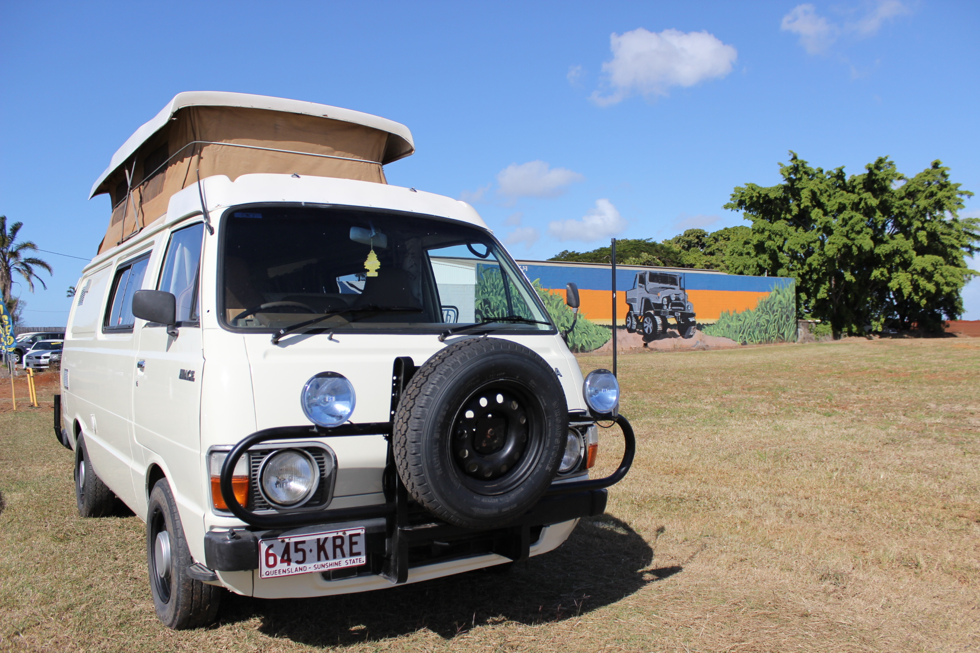 OzWide4WD - 4x4's, Camper Trailers Hire, Mechanical & Auto